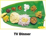 kerala tv dinner
