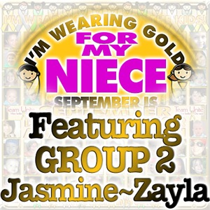 For My Niece: GROUP 2