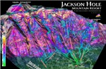 Jackson Hole 3dSkiMap