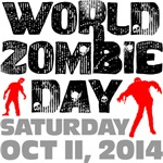 WORLD ZOMBIE DAY 2014