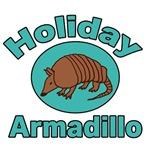 Holiday Armadillo