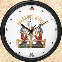 Pharaoh's Faucet Clocks