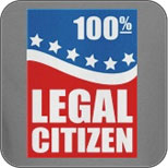 100% Legal Citizen