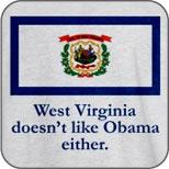 West Virginia Against Obama