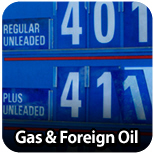 Gas Prices and Foreign Oil