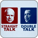 Straight Talk or Double Talk