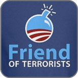 Obama Friend of Terrorists
