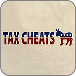Democrat Tax Cheats