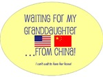 Waiting For My Granddaughter... From China