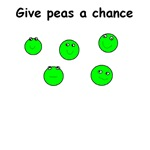 Give Peas a Chance - VI