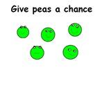 Give Peas a Chance - VI