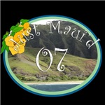 Just Maui'd 07 Napali Coast Logo