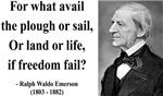 Ralph Waldo Emerson 24