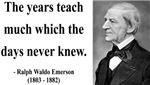 Ralph Waldo Emerson 30