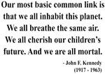 John F. Kennedy 1