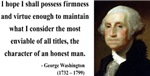 George Washington 16