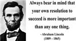 Abraham Lincoln 15