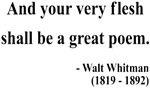 Walter Whitman 14