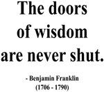 Benjamin Franklin 20