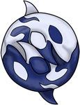 Orca Yin Yang