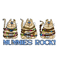 mummies rock