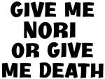Nori today