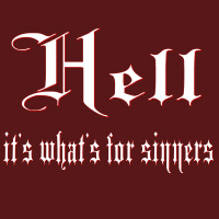 Hell t shirts