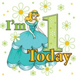 I'm 1 Princess First Birthday