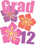 Hawaiian Flowers Grad 2012