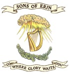Sons of Erin Sunray Harp