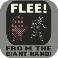 FLEE!