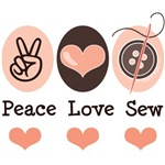Sew T-shirt Sewing Gifts