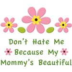 Mommy Beautiful Funny Baby Kid Tees Clothes Gifts