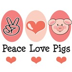 Pig Accessories Collectibles T-shirt Gifts