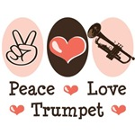 Trumpet Player Gift Trumpet T-shirts