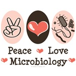 Microbiologist Microbiology T-shirt Tees Gifts