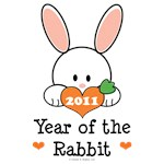 Year of the Rabbit Apparel Keepsakes and Gifts