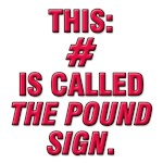 The Pound Sign