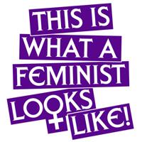 A FEMINIST LOOKS LIKE