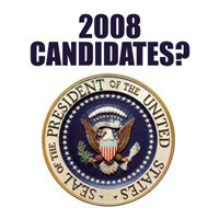 2008 CANDIDATES?
