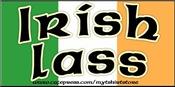 Irish Lass - Flag Design