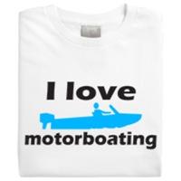 I Love Motorboating