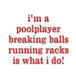 i'm a poolplayer