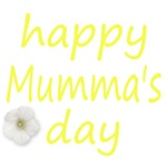 Mother's Mumma's Day with Pretty Flower