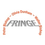 FRINGE: Peter Bishop, Olivia Dunham, Walter Bishop