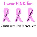 I Wear Pink for the Fighters, Survivors, Taken 2