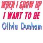 When I Grow Up I Want To Be Olivia Dunham (Fringe)