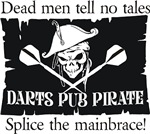 Darts Pub Pirate