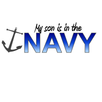 My son is in the navy!