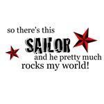Rocks my world